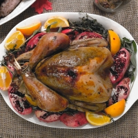 Making The Perfect Halal Turkey For Thanksgiving + Recipe