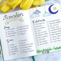 The 39 To Dos On My Ramadan Checklist