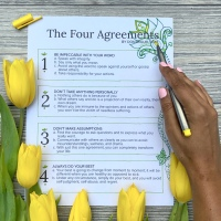 [Free Printable] The Four Agreements By Don Miguel Ruiz